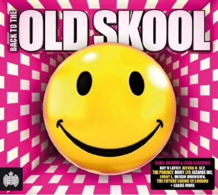 VA-Ministry of Sound: Back to the Oldskool (2011)