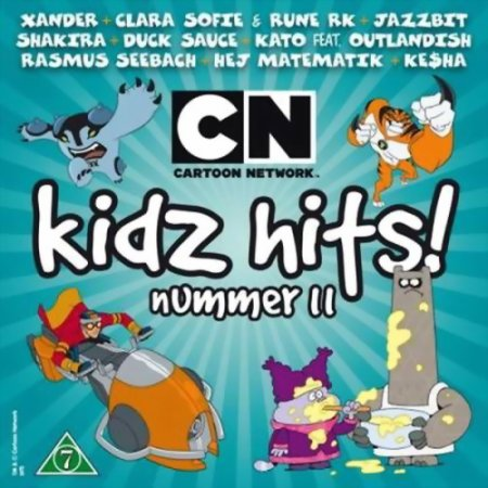 Cartoon Network Kidz Hits Vol.11 (2011)