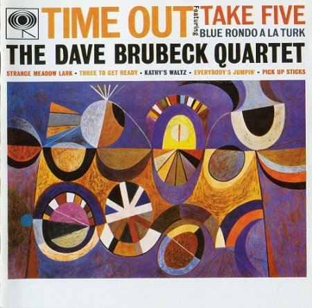 The Dave Brubeck Quartet - Time Out (1997)
