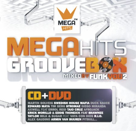 VA-Mega Hits Groove Box � Mixed by FUNKyou2 (2011)