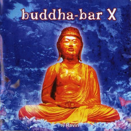 VA-Buddha-Bar X By Ravin (2008)