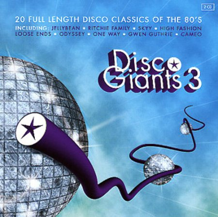 VA-Disco Giants Vol 3 (2 CD)