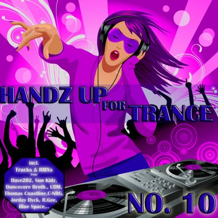 VA-Handz Up For Trance No 10 (2011)