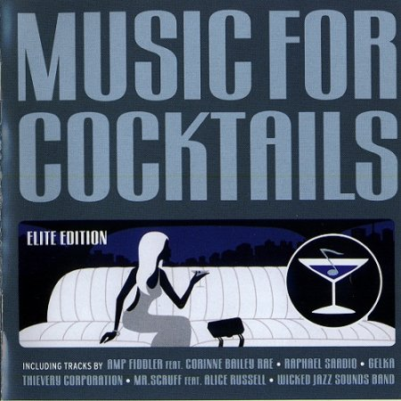 VA-Music For Cocktails (Elite Edition) 2009