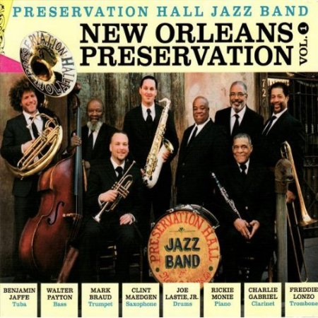 Preservation Hall Jazz Band - New Orleans Preservation, Vol. 1 (2009)