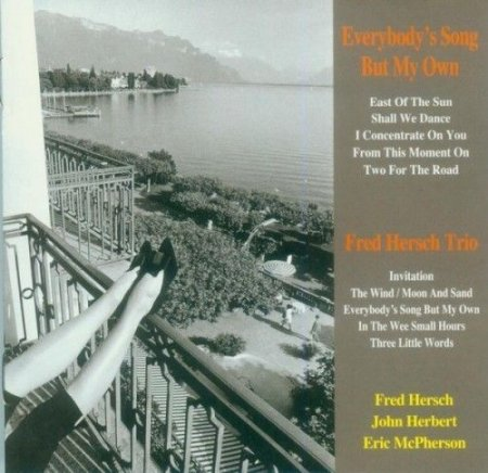 Fred Hersch Trio - Everybody's Song But My Own (2011)