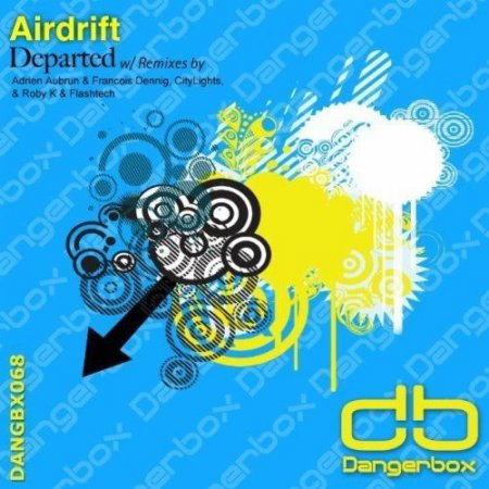 Airdrift - Departed (2011)
