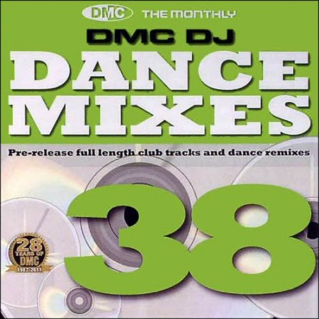 VA - DMC DJ Only Dance Mixes 38 (2011)