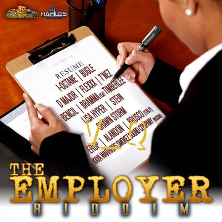 VA -The Employer Riddim (Promo) (2011)