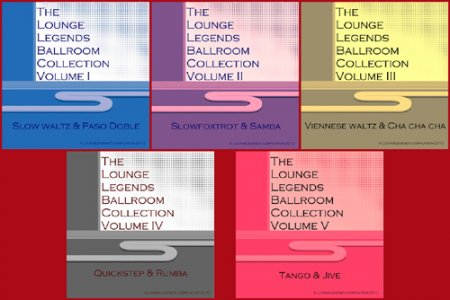 VA - The Lounge Legends Ballroom Collection (2010)