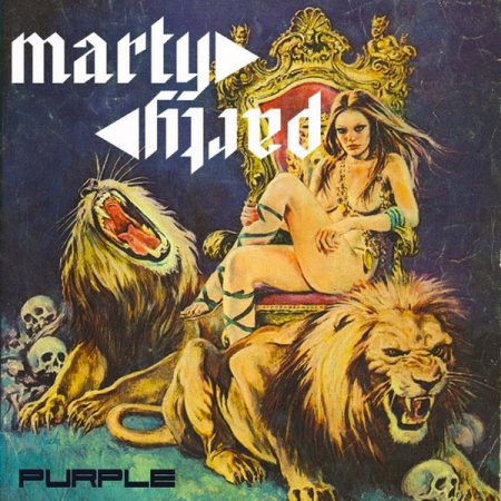 MartyParty - The Purple Album (2011)