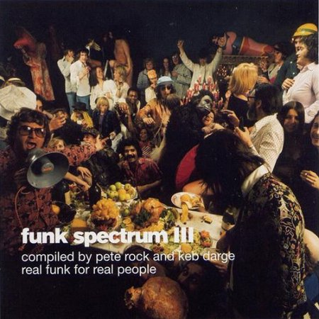 VA-Funk Spectrum Vol. 3 (Compiled By Pete Rock & Keb Darge) (2001)