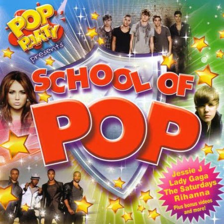 VA - Pop Party - School Of Pop (2011)