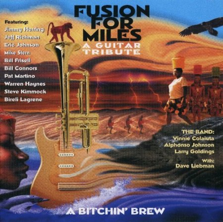 VA - Fusion For MilesA Guitar Tribute (2005)