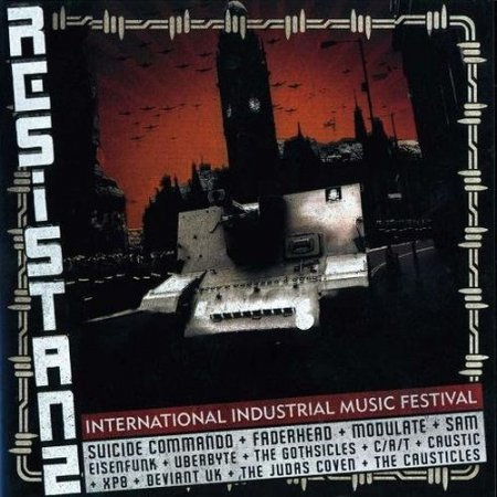 VA - Resistanz (International Industrial Music Festival) (2011)