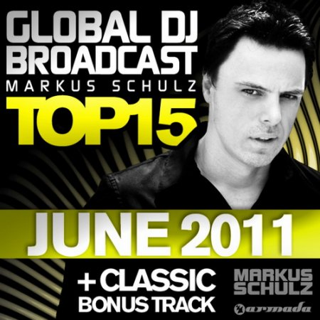 VA-Global DJ Broadcast Top 15 June 2011