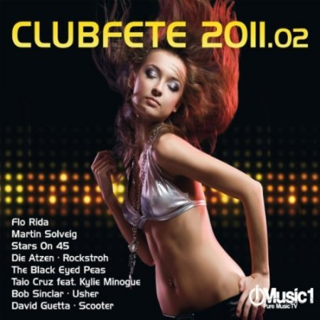 VA-Clubfete 2011.02: 42 Club Dance Und Party Hits (2011)