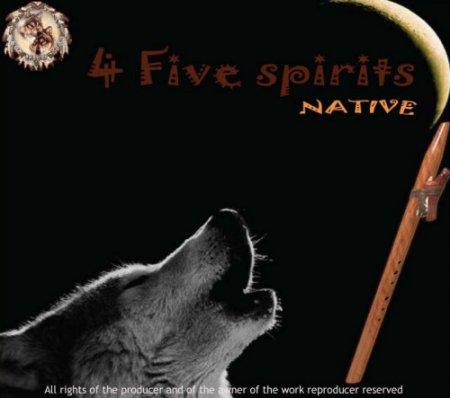 Yarik Ecuador - 4 Five Spirits Native (2010)
