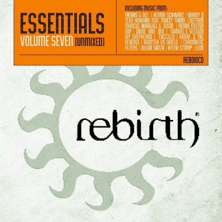 VA - Rebirth Essentials Volume Seven (2011)