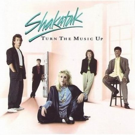 Shakatak - Turn The Music Up (1989)