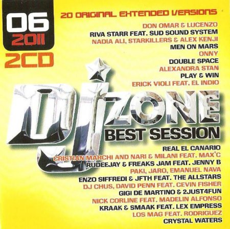 VA-DJ Zone Best Session 06.11 (2011)