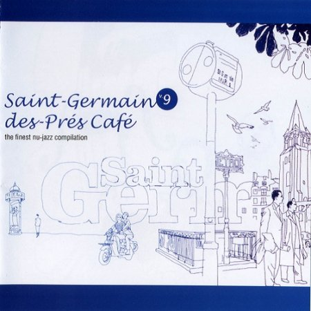 VA-Saint-Germain-Des-Pres Cafe Vol.9 (2008)