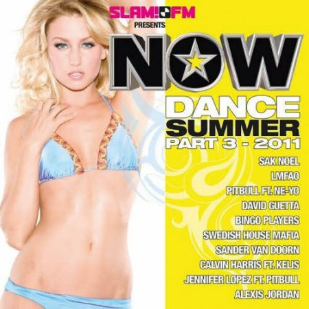 VA - Now Dance Summer 2011 Part 3 (2011)