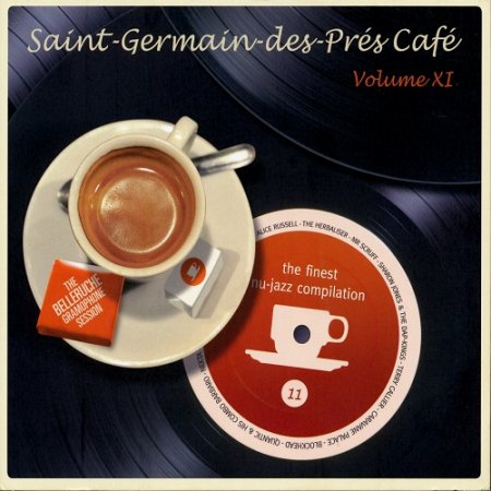 VA-Saint-Germain-Des-Pres Cafe Vol.11 (2009)