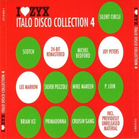 VA - I Love ZYX Italo Disco Collection (2002-2011) AAC