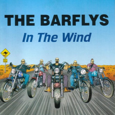 The Barflys - In The Wind 1999