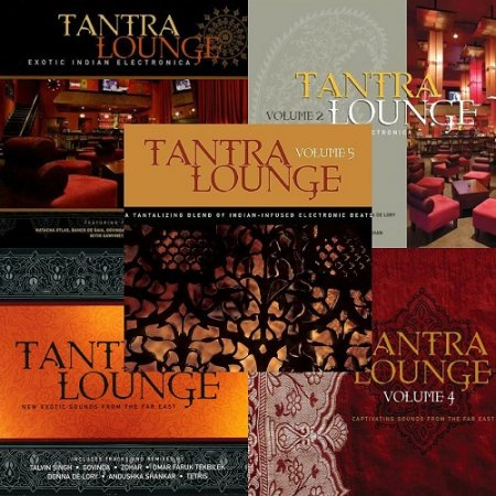 VA-Tantra Lounge Complete Collection Vol. 1-5 (2003-2007)