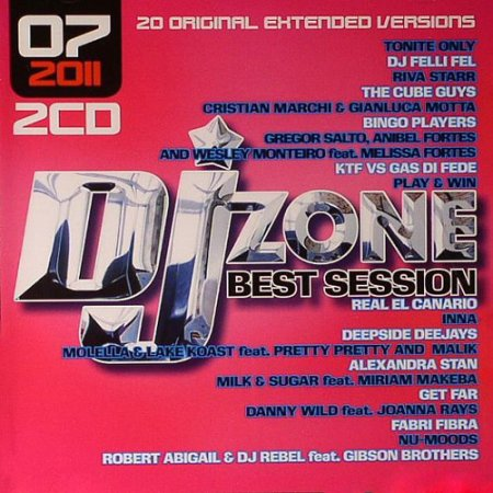 VA - DJ Zone Best Session 07/2011 (2011)