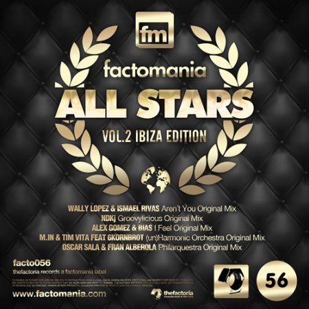 VA - Factomania All Stars Volume 2 Ibiza Edition (2011)