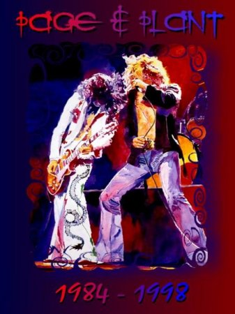 Jimmy Page and Robert Plant - Discography (1984-1998)