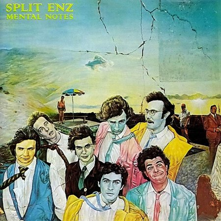 Split Enz - Mental Notes 1975