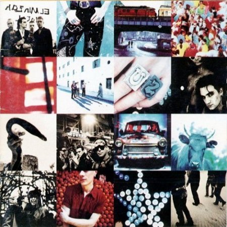 U2 - Achtung Baby (Deluxe Edition) (2011)
