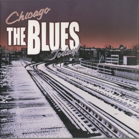 VA-Chicago: Blues Today (1999)