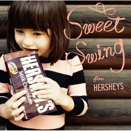 Kenichiro Nishihara - Sweet Swing For Hershey's (2011)