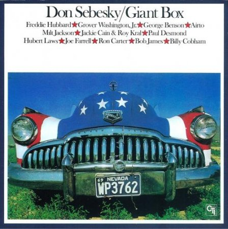 Don Sebesky – Giant Box (1973)
