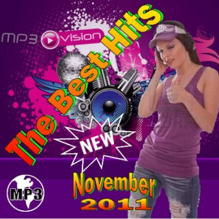 VA - The Best Hits - November (2011) MP3