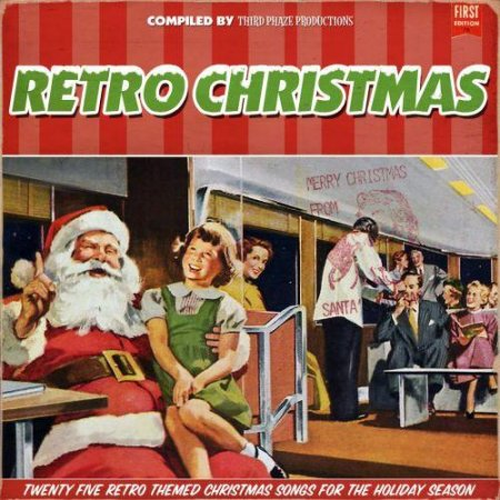 VA-Retro Christmas (2009)