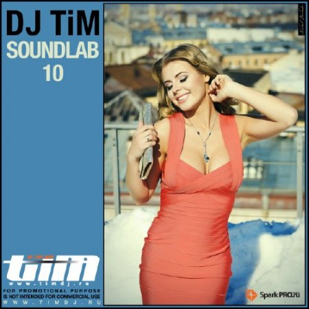 Dj TiM - SoundLab 10 (2011)