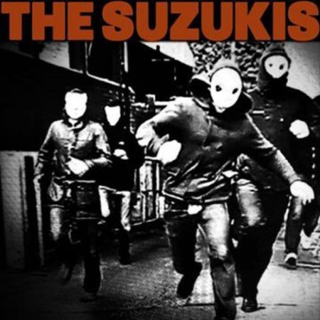 The Suzukis - The Suzukis (2011)