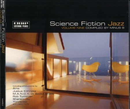 VA-Science Fiction Jazz Vol.9 (2007)