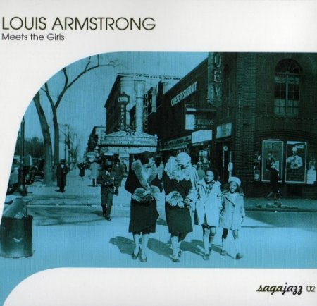 Louis Armstrong - Meets the Girls (2003)
