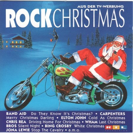 VA - Rock Christmas Vol.1 (1991)