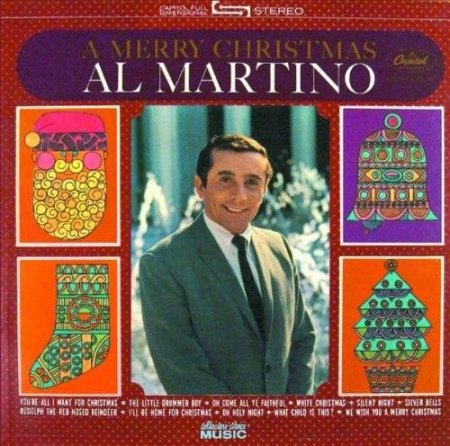 Al Martino - Merry Christmas (1964) (2002)