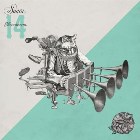 VA - Suara Showroom 14 (2011)