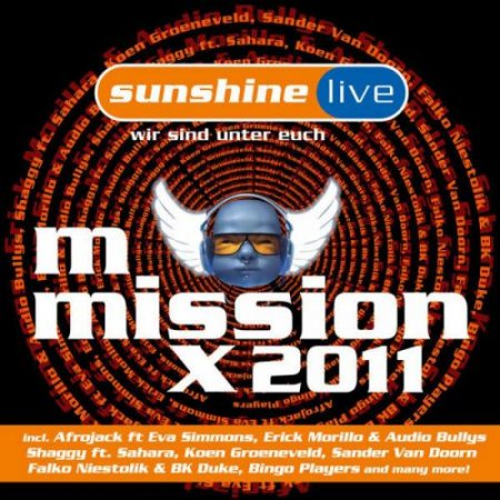 VA-Sunshine Live Mix Mission (2011)