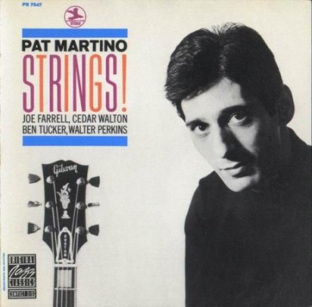 Pat Martino - Strings (1967)